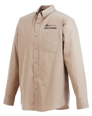 PVN Men's Preston Woven Long Sleeve Shirt
