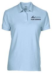 PVN Women's Gildan DryBlend Double Pique Sport Shirt