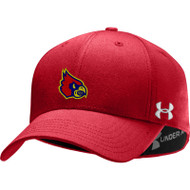 SBA Under Armour PTH Team Stretch Fit Cap - Red (SBA-005-RE)