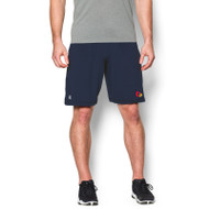 SBA Under Armour Men's Team Raid Short - Navy