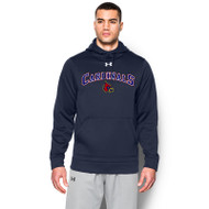 SBA Under Armour Men's Fleece Team Hoodie - Optional (SBA-021)