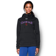 SBA Under Armour Fleece Team Hoodie - Women's - Optional (SBA-022)
