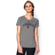 SBA Women's UA Short Sleeve Locker Tee