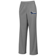 STA Under Armour Women's Storm Armour Fleece Pant - Grey