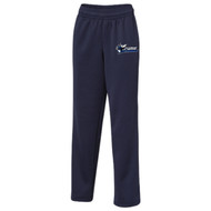 STA Under Armour Women's Storm Armour Fleece Pant - Navy