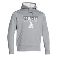 BCI Under Armour Men's Storm Fleece Team Hoody - Grey