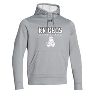 BCI Under Armour Men's Storm Fleece Team Hoody - Grey (BCI-001-GY)