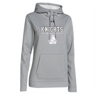 BCI Under Armour Women's Storm Fleece Team Hoody - Grey (BCI-003-GY)