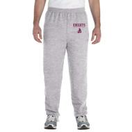 BCI Gildan Men's heavyweight Track pants - Sport Grey