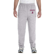 BCI Gildan Men's heavyweight Track Pants - Sport Grey (BCI-013-SG)