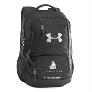 BCI Under Armour Hustle Team Backpack II - Black (BCI-016-BK-OS)