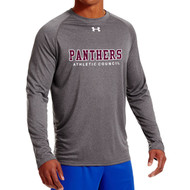 PHS Under Armour Men's Long Sleeve Locker Tee - Carbon
