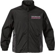 FRB Stormtech Micro-Lite Shell Jacket with Embroidered Left Chest Logo