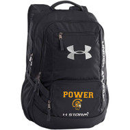 MPS Under Armour Storm Hustle II Backpack 1 - Black