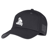 BCI Under Armour Men's Blank Stretch Fit Cap - Black (BCI-017-BK