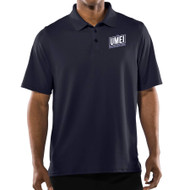 UMEI Under Armour Men's Performance Polo - Navy