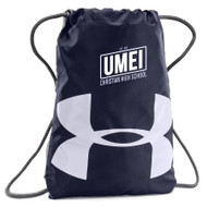 UMEI Under Armour OZSEE Sackpack - Navy