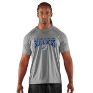 OLL Under Armour Men's Short Sleeves Locker Tee - Grey (OLL-003-GY)