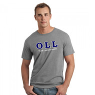 OLL Gildan SoftStyle Men's Cotton T-Shirt - Grey
