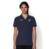 OLL Under Armour Women's Performance  Polo - Navy