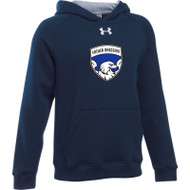FBS Under Armour Youth Rival Team Armour Hoodie - Navy