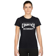 CSS Gildan Women's Performance T-shirt - Black
