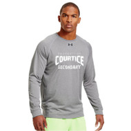 CSS Under Armour Men's Locker Long Sleeves T-Shirt - True Grey