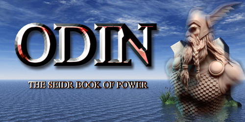 """The Seidr Book of Power    Seidr (pronounced """"SAY-der;"""" Old Norse seidr, """"cord, string"""") is a form of pre-Christian Norse magic and shamanism concerned with discerning and altering the course of destiny by re-weaving part of destiny's web.  The practitioner was guided in how to enter a magical trance (which may be accomplished through numerous means) and travels in spirit throughout the Nine Worlds accomplishing his or her intended task. This generally takes the form of a prophecy, a blessing, or other ways to change reality.     There were Seidr rituals for divination and clairvoyance; for seeking out the hidden, both in the secrets of the mind and in physical locations; for healing the sick; for bringing good luck; for controlling the weather; for calling game animals and fish. We will not teach curses in this text.     The Gods Odin and Freyr are the foremost practitioners of Seidr magic. Lord Odin is another form/incarnation of the God Djanthi'/Thoth, only in Norse form. The Goddess Maat is an Incarnation of The Goddess Freyr.  Destiny may be altered by gods, humans, and other beings, its initial framework is established by Lord Odin. The Odin Seidr Book of Power is not an essay text or a book of theory.  It is the first book of Seidr magic written by and Incarnation of Odin himself. We will only offer 24 of these texts.  This means that only 24 humans will ever own this book. We will never offer it in any way, shape or form in the future. This is a solemn promise. When these 24 books of power are gone, they will not be reprinted. This is an edict from heaven.    Price: $3000.00          SOLD OUT"""