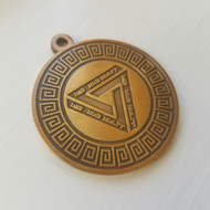 The Ganden Celestial World Amulet