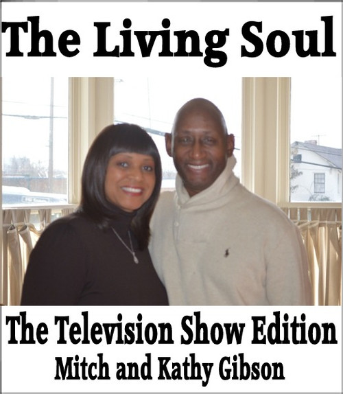 The Living Soul Television Edition        In Today's World, When Meditating is a way of life for so many people, How would you react if a mysterious, radiant being appeared to you during meditation?    Would you tell others, hoping to convince yourself? Mitchell Gibson must discover these answers himself in The Living Soul Book.     The Living Soul is a Life-Changing, True Story about a Young Doctor who learns the truths of life through his encounters with an Ancient Supernatural Being.    Through a series of mind-bending and often humorous out-of-body experiences, The Doctor learns a great number of mysteries regarding the nature of our reality and the hidden destiny that awaits us all. The insights and teachings that are given to him regarding the Human Soul are astounding, and have never before been revealed to the public.    This edition contains new chapters written by the couple for more clarity on their spiritual journey and how it is possible to shape your reality.     Mitchell Gibson    Price: $19.95