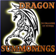 """Dragon Summonings                                                                               Thirty Dragons of Power     History is full of reports of the existence of real dragons. Modern man has been made to believe that dragons are not real and are only the stuff of legend.  We see them in books, movies, television shows, and fantasy comics, but we are kept in the dark regarding the reports of reputable historians and their reports of these beings. Some of the most reputable and accurate historians have written extensively about dragons.    The Greek historian Herodotus has been called """"the Father of History"""" because he was the first historian we know who collected his materials systematically and then tested them for accuracy. He noted these observations during the 5th century BC (500 BC to 400 BC).    """"There is a place in Arabia, situated very near the city of Buto, to which I went, on hearing of some winged serpents; and when I arrived there, I saw bones and spines of serpents, in such quantities as it would be impossible to describe. The form of the serpent is like that of the water-snake; but he has wings without feathers, and as like as possible to the wings of a bat.""""    In 330 BC, after Alexander the Great invaded India, he brought back reports of seeing a great hissing dragon living in a cave, which people were worshiping as a god. One of Alexander the Great's lieutenants named Onesicritus stated that the Indian king Abisarus kept serpents that were 120 and 210 feet long. Subsequent Greek rulers are said to have brought dragons back alive from Ethiopia.    When Alexander threw some parts of India into a commotion and took possession of others he encountered among many other animals including a Serpent which lived in a cavern and was regarded as sacred by the Indians who paid it great and superstitious reverence.      Accordingly Indians went to all lengths imploring Alexander to permit nobody to attack the Serpent and he assented to their wish.  Now a"""
