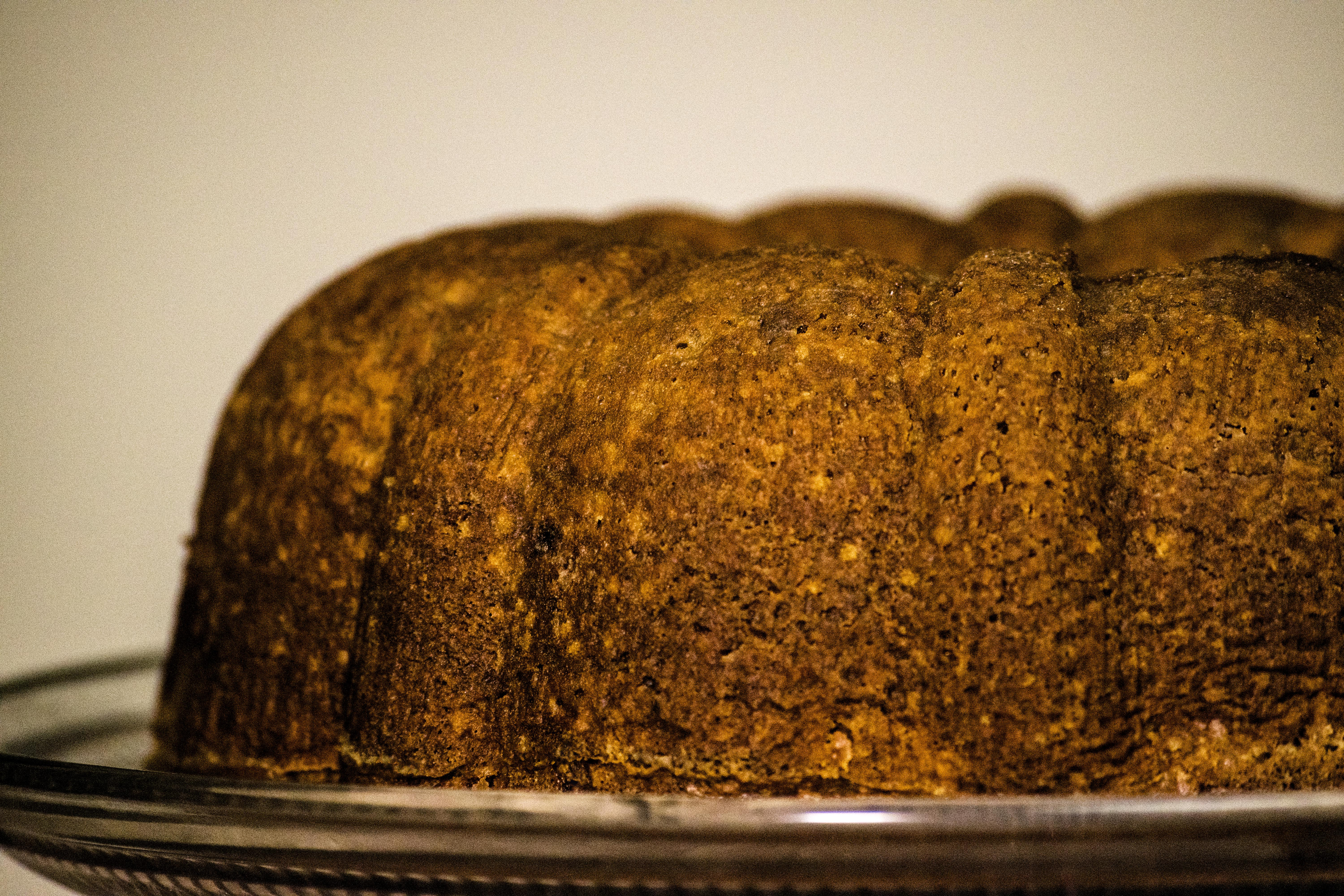 Christopher's Bakery | Cocoa Pound Cake | A Close Up Look At Our Cocoa Pound Cake