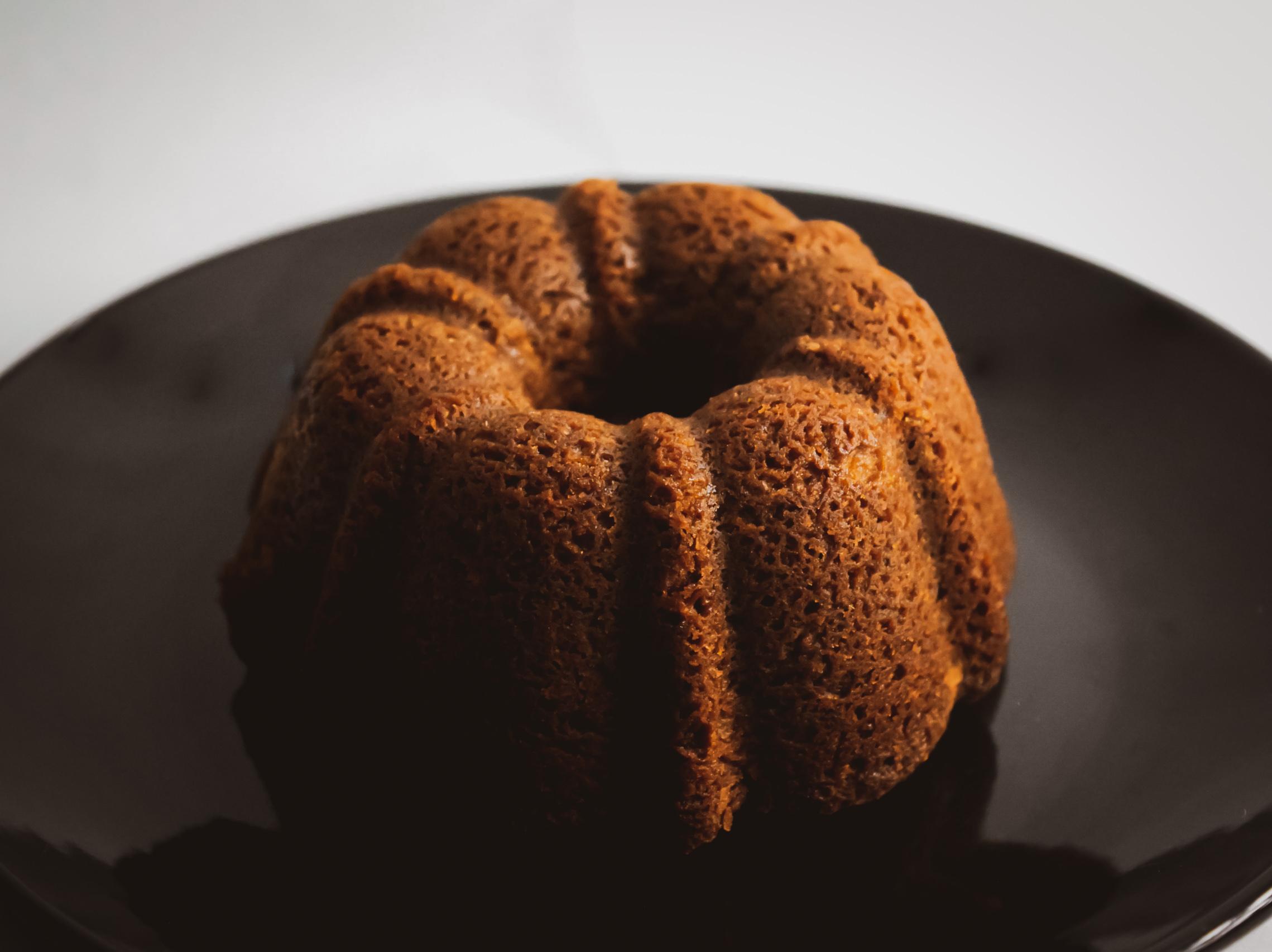 Christopher's Bakery | Dessert | Baked Good | Cake | Mini-Bundt | Cocoa Pound | Chocolate