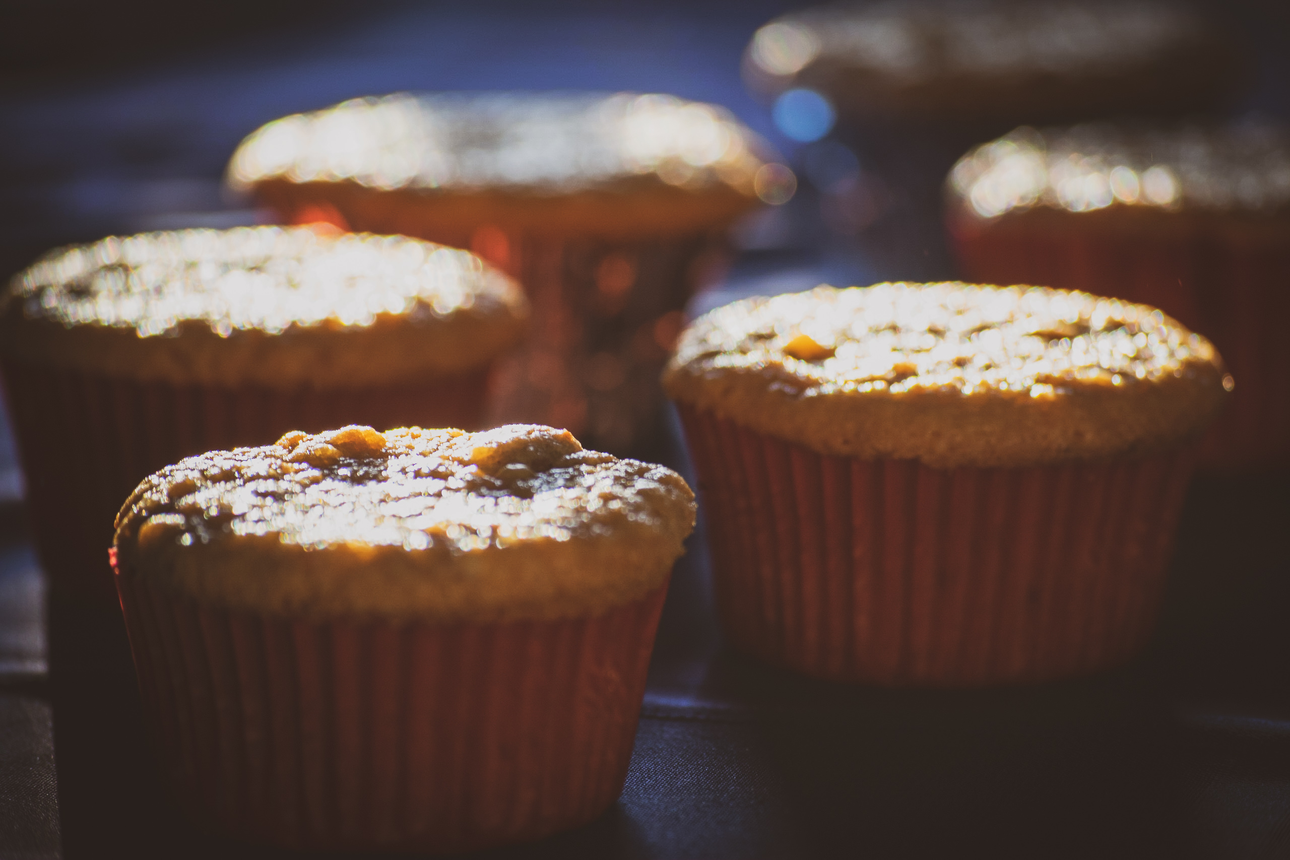Christopher's Bakery | Dessert | Baked Good | Muffin | Vanilla Wafer