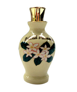 Made on the Island of Maui. Comes in an elegant pale yellow perfume box.