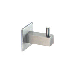 Stainless Steel Coat Hook 241-669 in Square Configuration