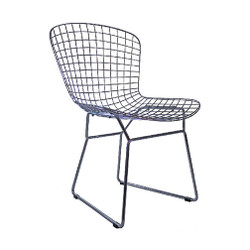 Woodstock Side Chair - The Who - Grid