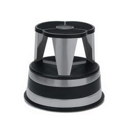 Cramer Kik Step - Gray - Rolling Step Stool - 1001-82