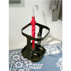 Magnuson Drip Umbrella Stand in Black
