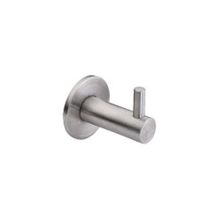 Stainless Steel Coat Hook 241-658 from A4Forty