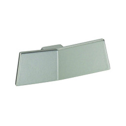 Magnuson K310MS Coat Hook in Metallic Silver Finish
