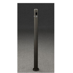 Glaro Surface-Mount Smoking Post 2406 finished in Bronze Vein