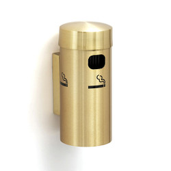 Glaro Smokers Pole 4400BE - Wall Mounted - Satin Brass