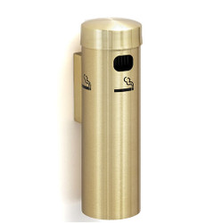 Glaro Smokers Pole 4401BE - Wall Mounted - Satin Brass