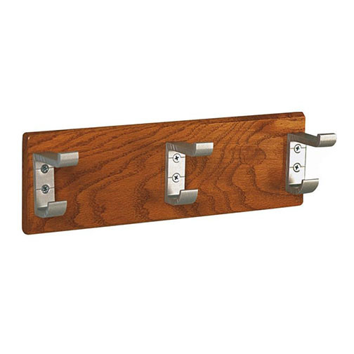 Wooden Wall Mounted Coat Hook Panel 150 810