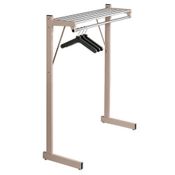Magnuson DSF-4HA Coat Rack (Image Included to Show Design of DSF-5HA - Not to Scale)