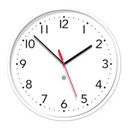 Peter Pepper Wall Clock 820-36