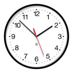 Peter Pepper Wall Clock 820-37