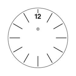 Peter Pepper Clock Face 05