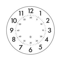 Peter Pepper Clock Face 08